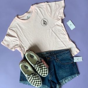 Volcom Little Brah Tee Shirt